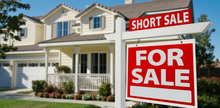 Buying a Short Sale House