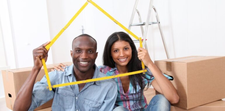 Putting down roots. Owning a home provides a sense of stability